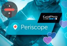 GoPro Streaming con Periscope