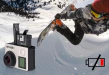 Durata della batteria GoPro