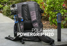 PolarPro Powergrip H2o GoPro Battery System
