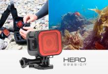 GoPro HERO Session Underwater