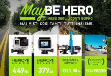 May Be HERO! Maggio, il mese degli Sconti GoPro
