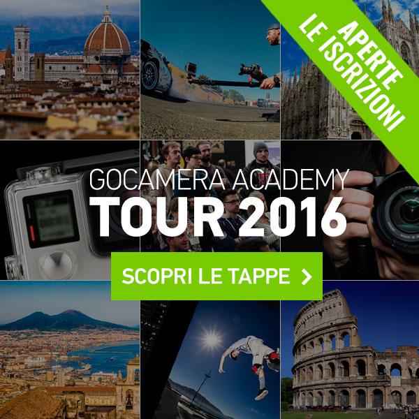 gocamera cademy tour 2016