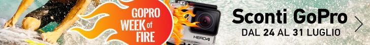 offerte videocamere e accessori gopro