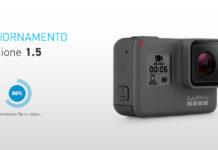 Aggiornamento GoPro HERO5 Black
