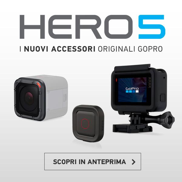 Accessori GoPro HERO5