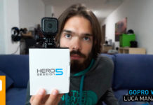 Recensione GoPro HERO5 Session