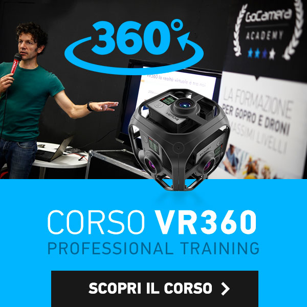 Corso Vr360 Professional Training