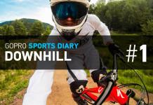 Sports Diary: Downhill