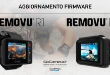 Removu Aggiornamento Firmware