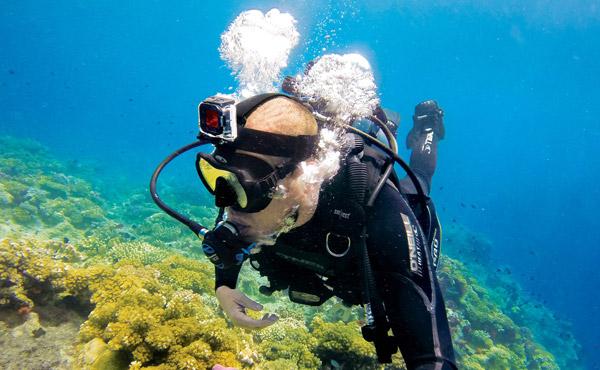 accesssori gopro per subacquea