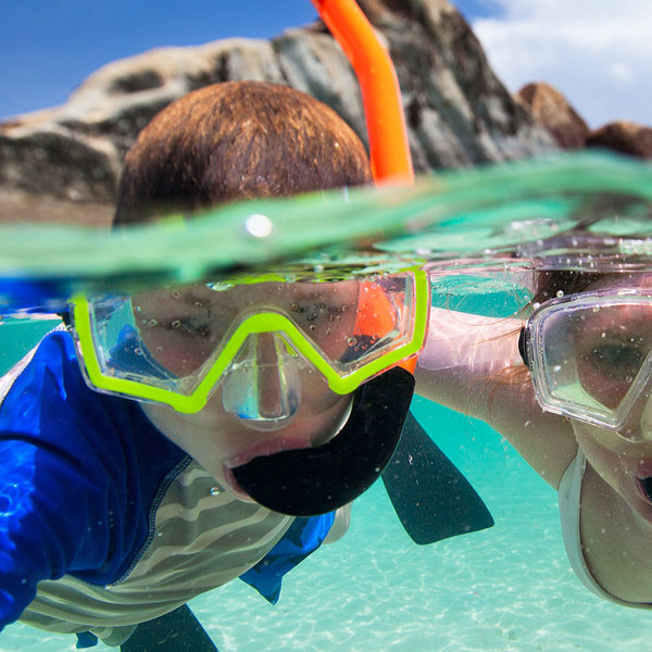 gopro hero session snorkeling