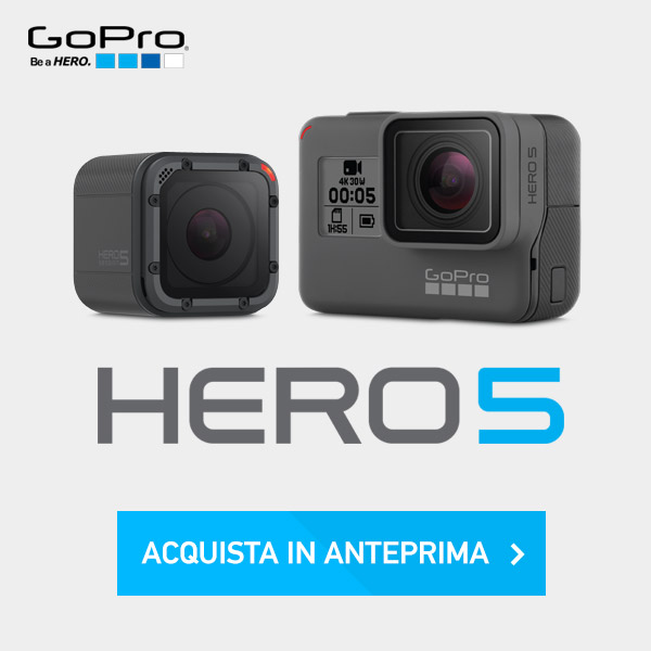 Acquista GoPro HERO5