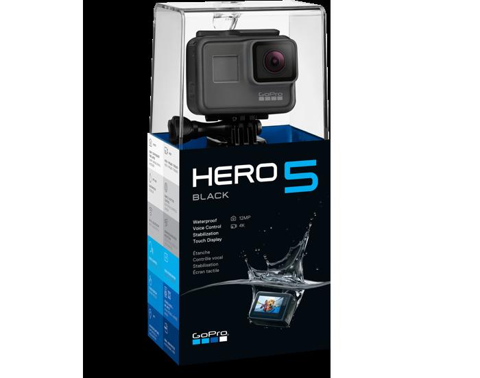 GoPro HERO 5 Black Contenuto confezione