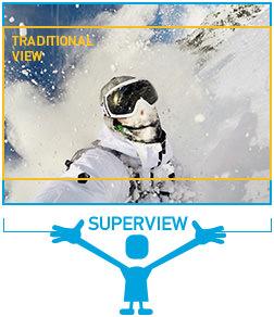 GoPro HERO 5 Black con SuperView