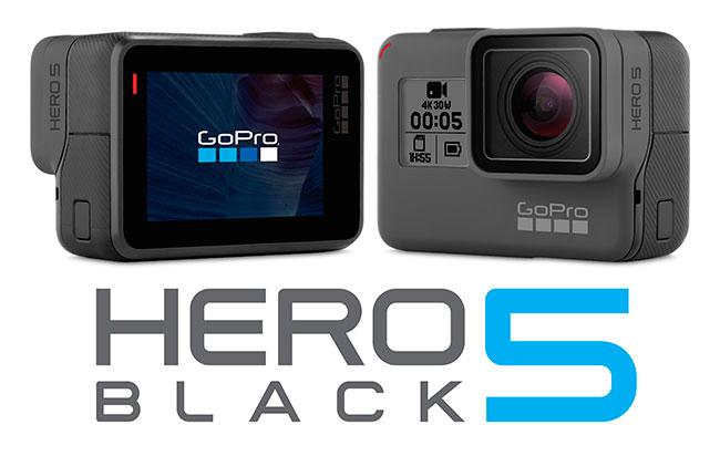 GoPro HERO 5 Black Simply the best GoPro, ever.
