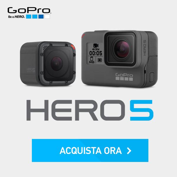 Acquista GoPro HERO5