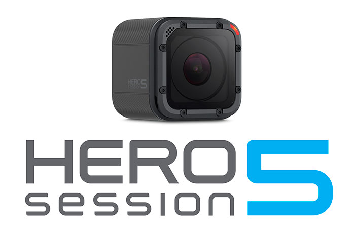 GoPro HERO 5 Session The best, only smaller.