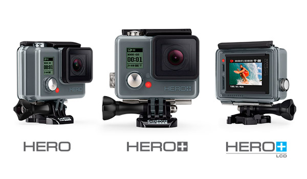 videocamere gopro hero