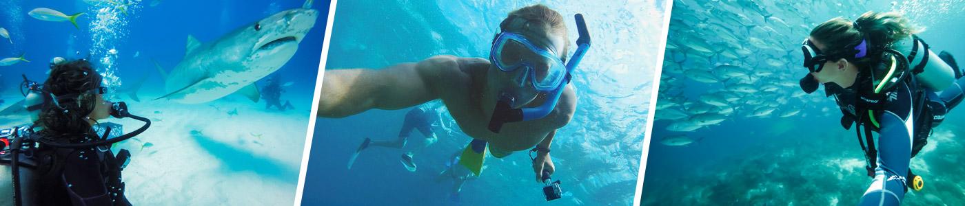 gopro subacquea