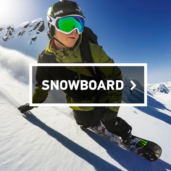 Accessori GoPro per Snowboard