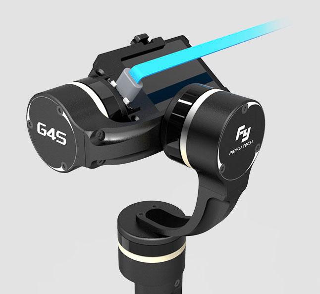 Steadycam G4S Gimbal GoPro