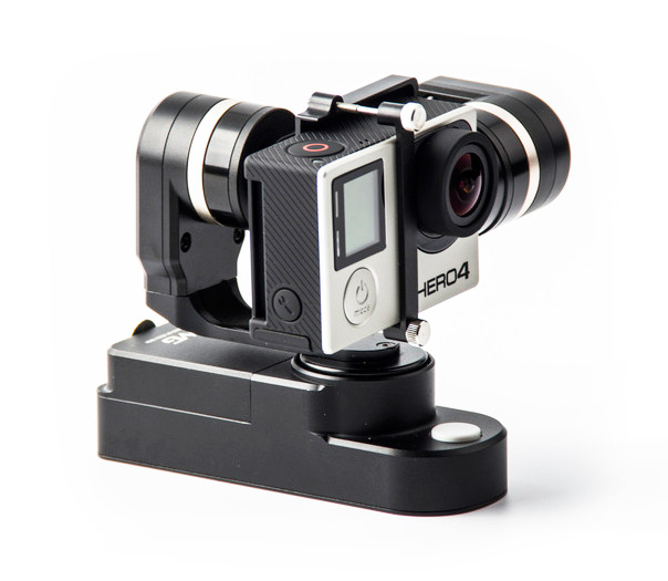 Steadycam WG Gimbal GoPro