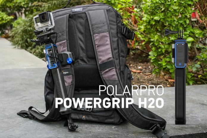 PolarPro Powergrip H2o GoPro Battery System