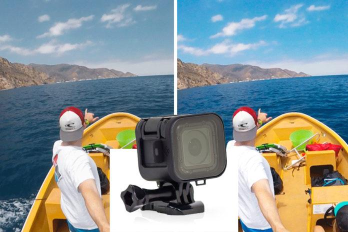 Filtro Polarizzatore GoPro HERO4