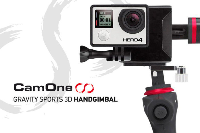 Gimbal CamOne Gravity Sports 3D