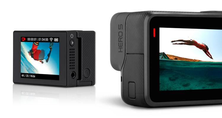 Compatibilità Accessori GoPro HERO 5