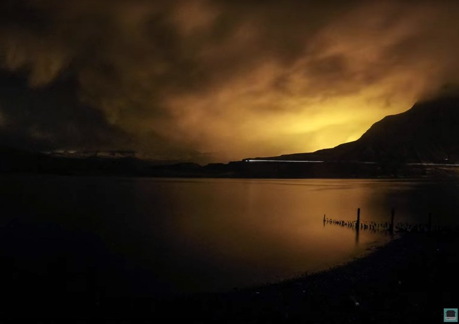 Foto notturne GoPro by Luca Manassero