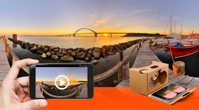 Come riprodurre video GoPro 360