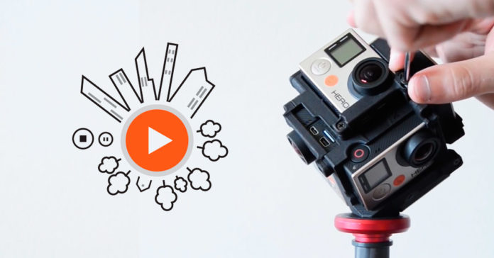 Creare Video VR360