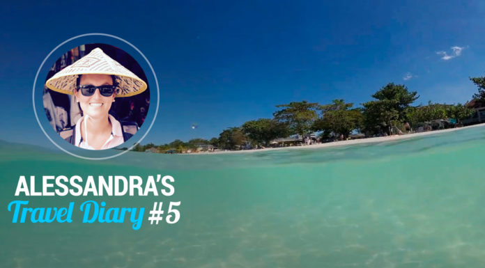 Alessandra's Diary #5: riprese Underwater, le migliori impostazioni GoPro