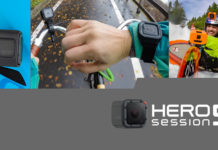 accessori per gopro hero5 session