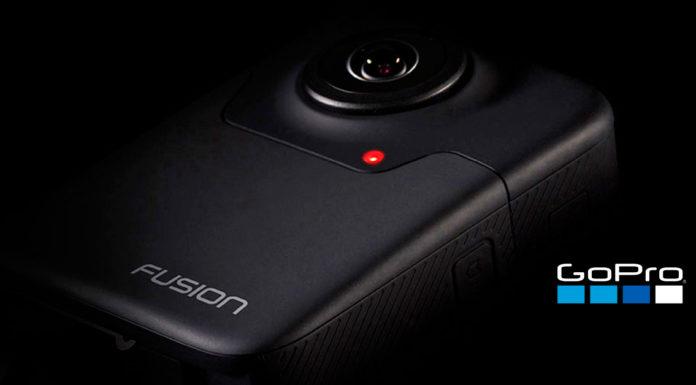 GoPro Fusion Video VR 360