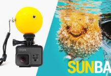 GoCamera SunBall Supporto Sferico per GoPro