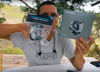 Recensione GoCamera EasyWear VS GoPro Super Suit