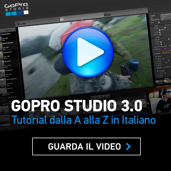 GoPro Studio – Tutorial 3.0 dalla A alla Z in Italiano