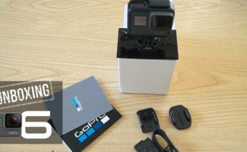 Unboxing GoPro HERO6 Black