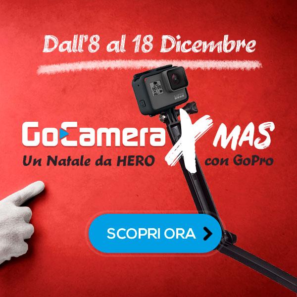 GoCamera Xmas, il Natale da HERO con GoPro