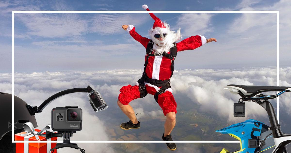 Guida Ai Regali Di Natale.Guida Ai Regali Di Natale Gopro 2017 Per Ogni Sport Gocamera Blog