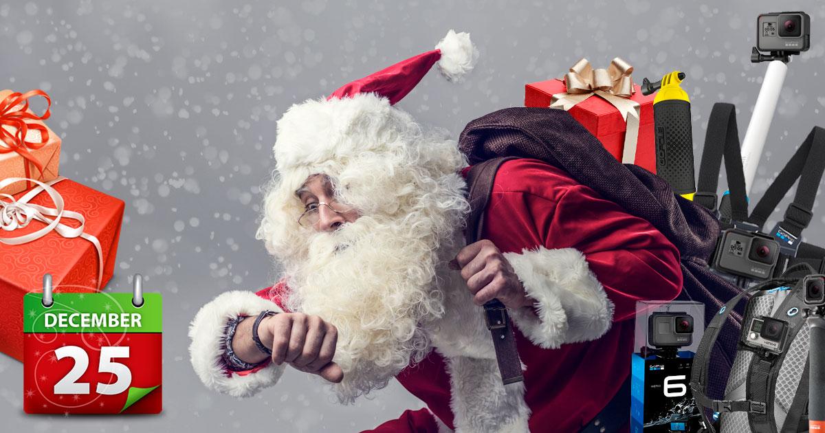 Regali Di Natale Last Minute.Regali Di Natale Last Minute Gopro Gocamera Blog
