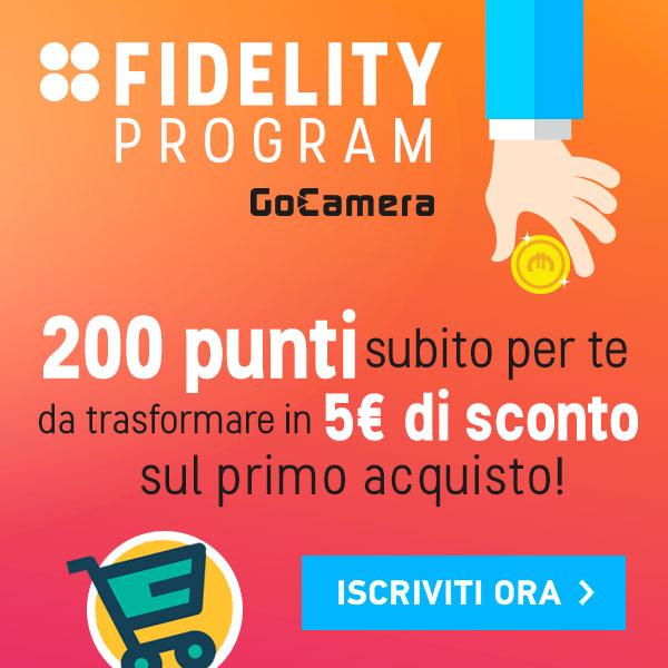 gocamera fidelity program