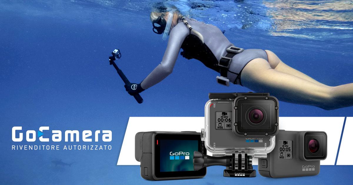 Miglior Camera Subacquea : Estate qual è la migliore gopro subacquea gocamera