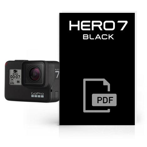 Manuale GoPro HERO7 Black