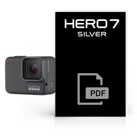Manuale GoPro HERO7 Silver
