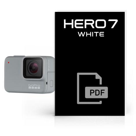 Manuale GoPro HERO7 White