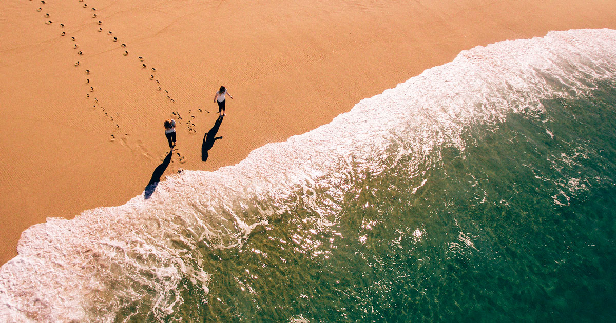 come fare foto con drone