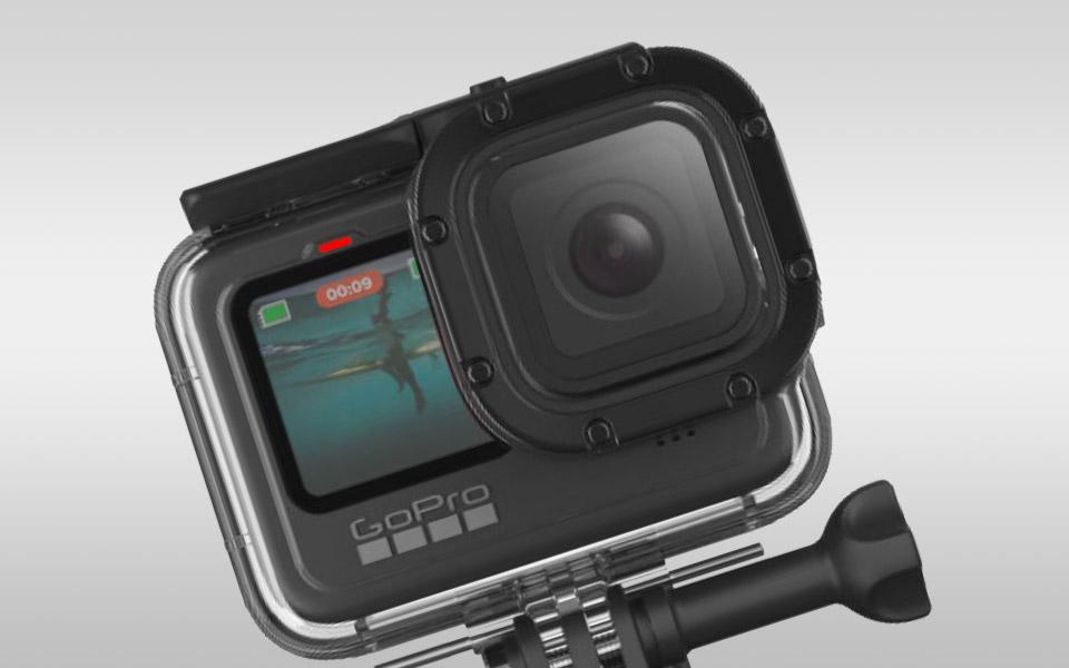 action camera hero9 black